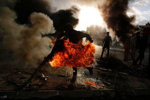 Палестинцы протестуют из-за решения Трампа по Иерусалиму, есть пострадавшие