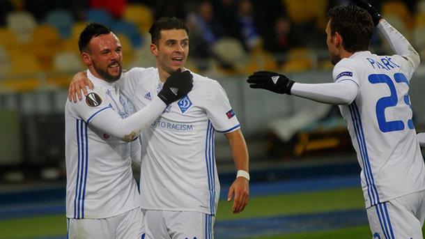 Стали известны все участники 1/16 финала Лиги Европы