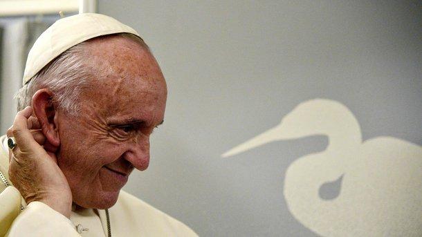 """Папа Римский решил изменить молитву """"Отче наш"""""""