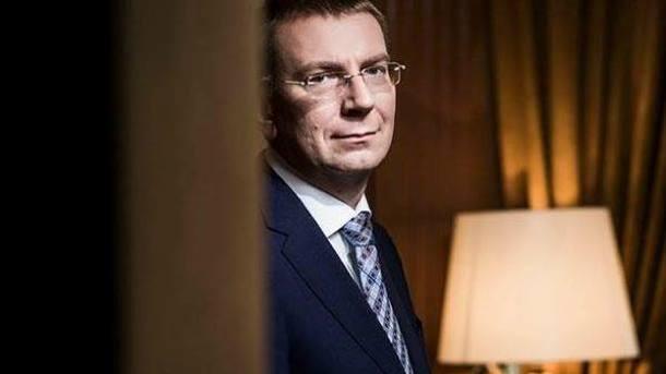 РФдолжна отвечать заагрессию вУкраинском государстве  — Латвия