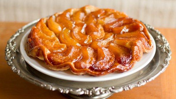 карамель для тарт татен с яблоками рецепт