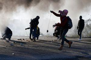 Врачи назвали число пострадавших в столкновениях с израильскими силами