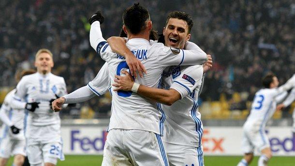 «Динамо» разгромило «Партизан» изаняло первое место вгруппеЛЕ