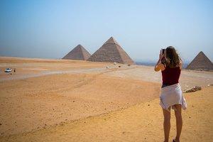 Египет начал выдавать электронные визы украинцам
