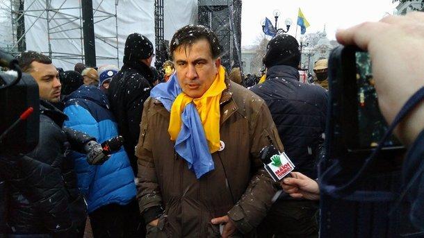 Юриста допустили кСаакашвили вкиевском СИЗО