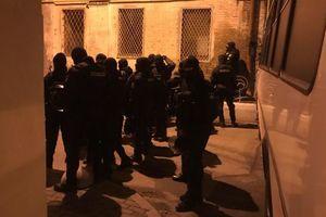 В Нацполиции рассказали детали задержания Саакашвили: На территорию палаточного городка не заходили
