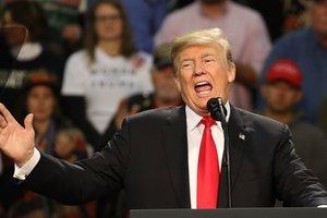 Трамп одобрил новые санкции против России