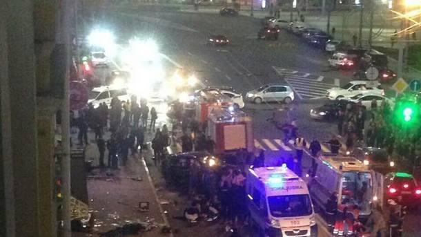 В деле о кровавой аварии появился еще один фигурант - Полиция