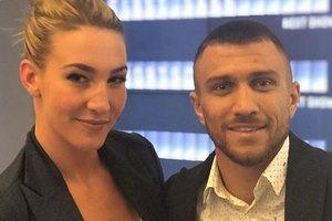 Непобежденная блондинка выступит на разогреве у Ломаченко