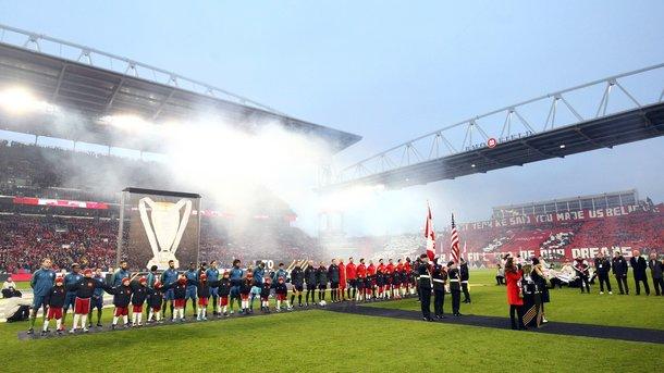 «Торонто» стал первым канадским клубом, завоевавшим титул чемпиона MLS