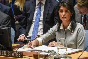 Госдеп продвигается с санкциями против России - Хейли