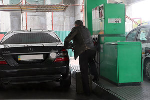 Украина сразу в восемь раз увеличила транзит топлива