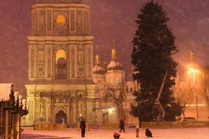 В Киеве готовятся украшать главную елку