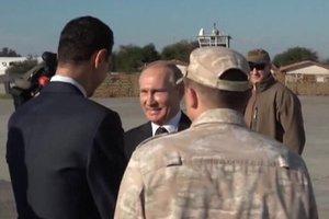 Путин пригрозил Сирии новыми ударами