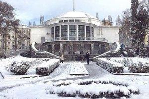 Снег в Киеве: 15 красивых фотографий из Instagram