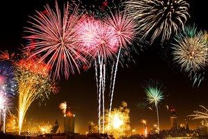 Где встретить Новый год: пять самых гламурных городов мира