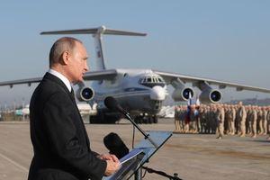 Выведенные из Сирии войска Путин может отправить на Донбасс – Тымчук