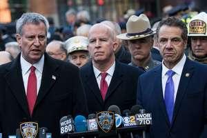 Полиция Нью-Йорка установила личность подрывника на Манхэттене
