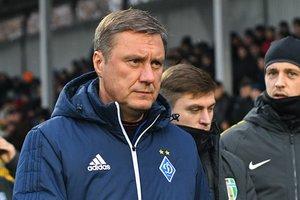 """Тренер """"Динамо"""" не смог рассказать о будущем сопернике в Лиге Европы"""