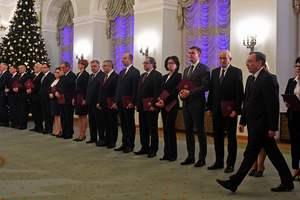 В Польше представлен новый состав правительства