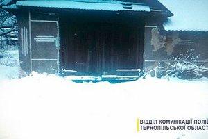 В Тернопольской области мужчина украл трактор и поехал расчищать снег на улицах