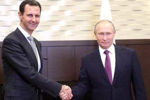 Путин и Асад помогают боевикам ИГИЛ и используют их для борьбы с повстанцами - СМИ