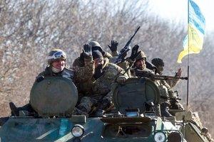 Сухопутные войска играют решающую роль в АТО: власть поздравила военных с праздником