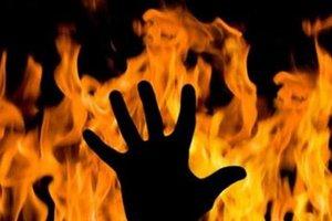 В Одесской области горел тубдиспансер