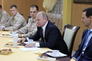 США согласились на требование Москвы по Сирии - СМИ