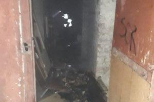 В Ровно горела многоэтажка: один мужчина погиб