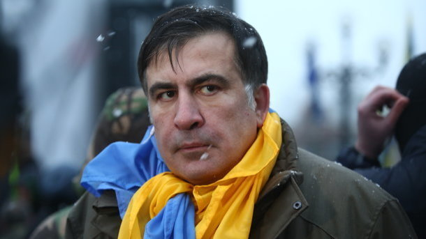 Саакашвили вызвали надопрос вГенпрокуратуру Украины