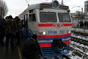 В Киеве представили пригородные поезда до Приирпенья