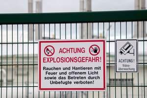Пожар на газовом хабе в Австрии не был терактом