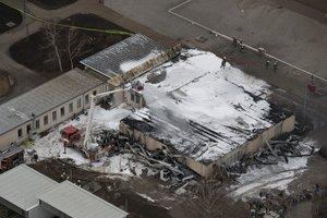 Полиция Австрии назвала причину взрыва на газораспределительной станции