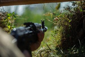 День в АТО: боевики применили против ВСУ запрещенную артиллерию