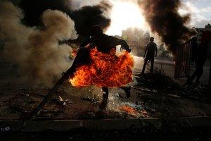 ХАМАС объявило третью интифаду Израилю