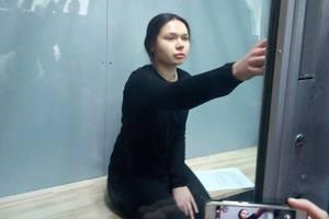 ДТП в Харькове: суд оставил Зайцеву за решеткой