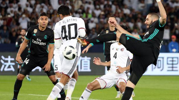 Роналду иБэйл вывели «Реал» вфинал клубного чемпионата мира