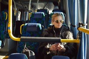 На трассе Одесса—Рени обстреляли автобус с людьми