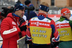 Норвегия готова бойкотировать этап Кубка мира по биатлону в России