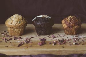 Как приготовить вкусные постные кексы: три рецепта к чаю