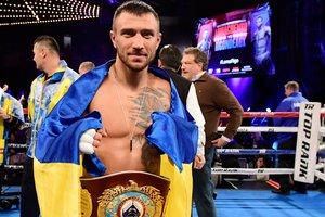 Ломаченко вышел на первое место в рейтинге боксеров вне зависимости от весовой категории