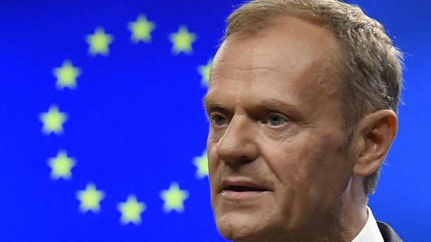 Руководитель  Евросовета: ЕСподдерживает принцип 2-х  стран повопросу Иерусалима