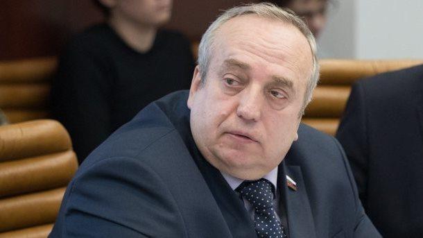Франц Клинцевич. Фото: council.gov.ru