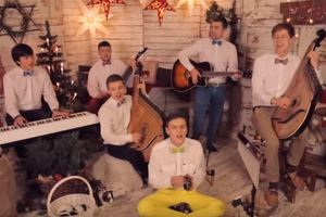 Украинцы перепели песню Jingle Bells: видео набрало более миллиона просмотров
