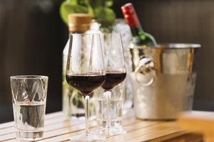 Как быстро охладить вино: ТОП-5 способов