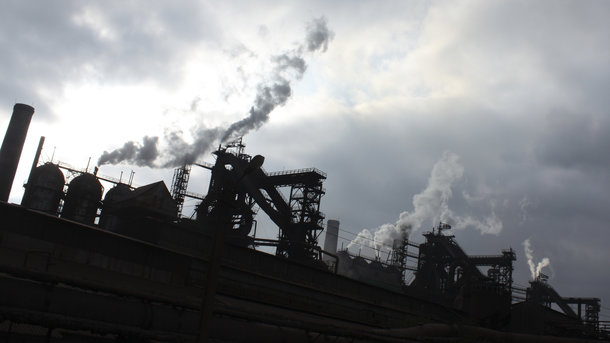 Промпроизводство рухнуло вконце осени на3,6% — Росстат