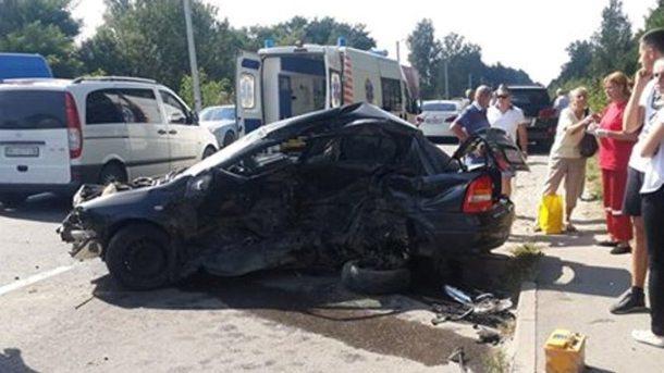 Смертельная авария. Фото: portal.lviv.ua