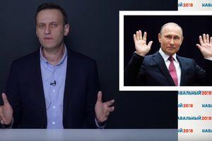 """""""Не бойтесь произнести мою фамилию. Я вас не съем"""": Навальный записал обращение к Путину"""