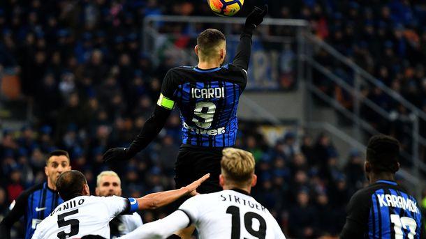 «Интер» потерпел первое поражение вчемпионате Италии, проиграв «Удинезе»